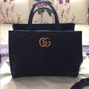 Handbags - 🛑SOLD🛑Gucci leather handbag